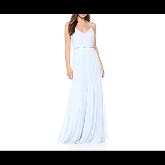 9710e53270f Jenny Yoo Dresses   Skirts - Jenny Yoo Inesse Dress - Serenity Blue